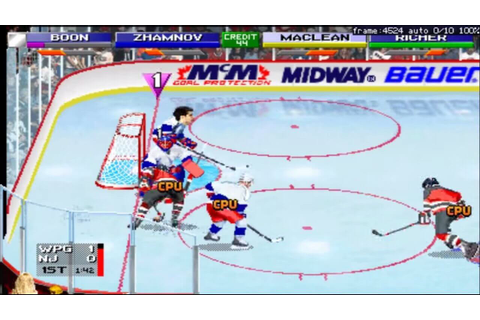 Download NHL Open Ice: 2 On 2 Challenge (Windows) - My ...