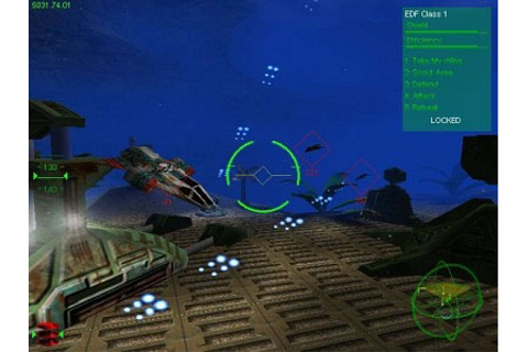 Deep Fighter: The Tsunami Offense Review for Dreamcast ...