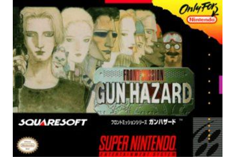 Front Mission: Gun Hazard (English) | SNES links ...