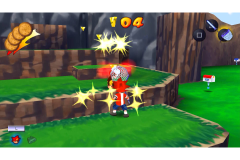 Ape Escape - On the Loose (USA) ISO