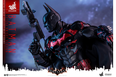 Batman Futura Knight Masterpiece Figure from Batman ...