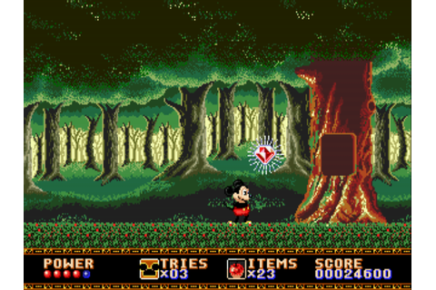 Play Castle of Illusion Starring Mickey Mouse Online ...