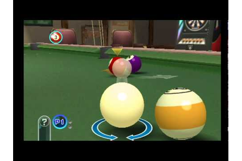 Pool Revolution Cue Sports Wiiware Gameplay HQ ...