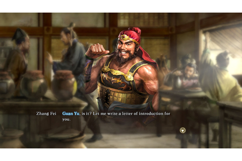"New ""Hero Mode"" Details for Romance of the Three Kingdoms ..."