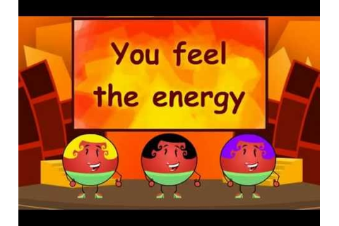 Heat Energy Song - YouTube