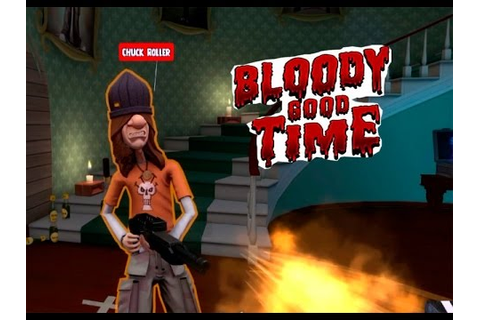 Bloody Good Фан (Bloody Good Time) - YouTube