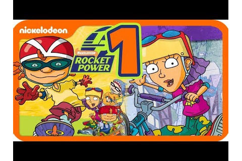Rocket Power: Beach Bandits Walkthrough Part 1 (Gamecube ...