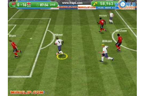 World Soccer(in Miniclip) [Error] - YouTube