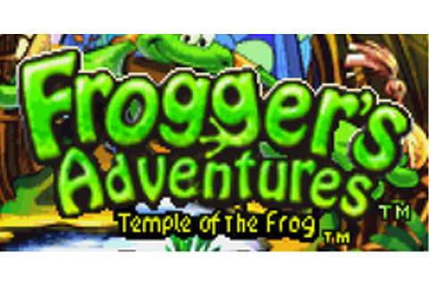 Frogger's Adventures: Temple of the Frog Download Game ...
