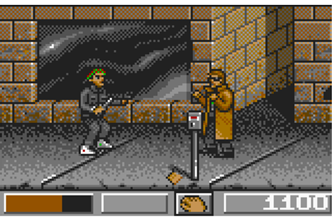 Dirty Larry: Renegade Cop (1992) by Knight Technologies ...