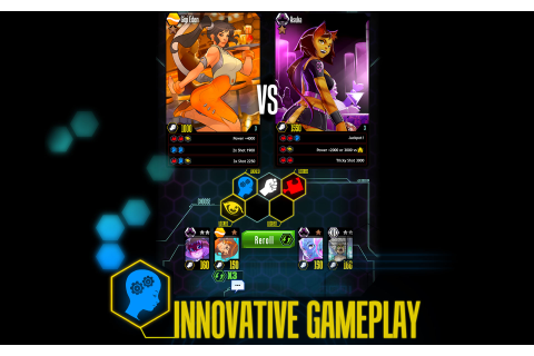 Amazon.com: Battle G. Girls – Fighting Game with Cards - Duels