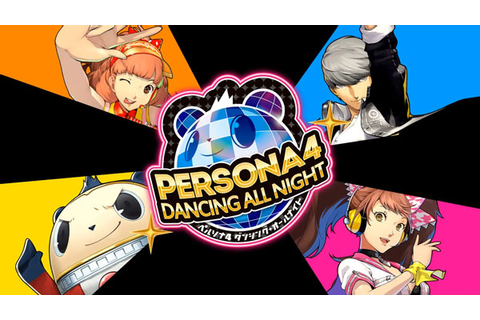 Persona 4: Dancing All Night theme song announced - Gematsu