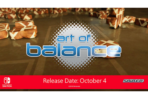 Physics-based puzzle game Art of Balance coming to Switch ...