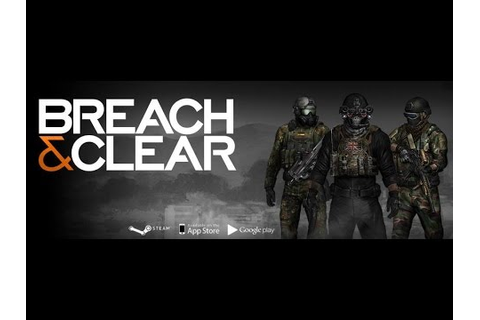 Breach & Clear Deadline Gameplay First Look PC 1080p60fps ...