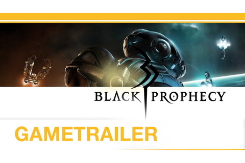 Black Prophecy - Space Combat MMOG - Game Trailer - YouTube