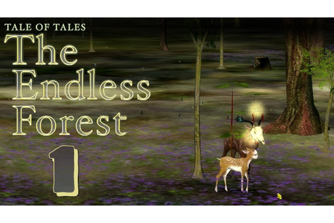 The Endless Forest - Ep. 1 - Moo! - YouTube