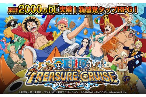 One Piece Treasure Cruise Japan v8.1.2 Mod Apk GOD MODE ...