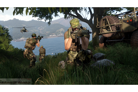Arma 3 Apex Free Download - Ocean Of Games