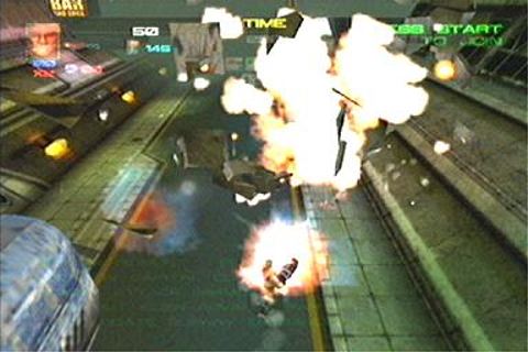 Screens: Millennium Soldier: eXpendable - Dreamcast (4 of 6)
