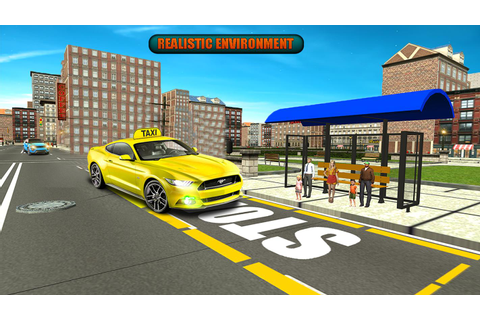 Crazy Taxi Car Games: Crazy Games Car Simulator for ...
