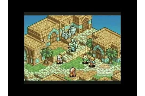 Final Fantasy Tactics Advance Game Boy Advance Gameplay ...