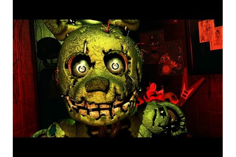 FNaF 3 is out and it is TWISTED! – OMG Girls Game!