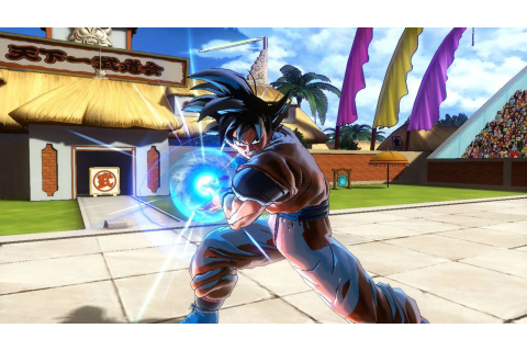 Here's apparently how Dragon Ball Xenoverse 2 looks on ...