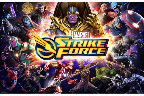 "Marvel Strike Force on Twitter: ""The Infinity War has ..."