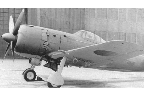 Nakajima Ki-84 The Best Japanese Fighter Of WWII - The ...