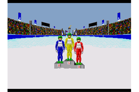Download Winter Olympics: Lillehammer '94 - My Abandonware