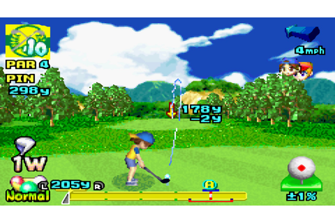 Mario Golf - Advance Tour (U)(Venom) ROM