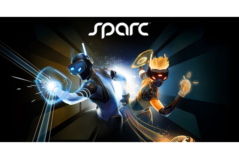 Sparc - Virtual Sport. Real Challenge.