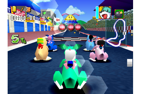 Download Game Bomberman Fantasy Race - Game PC Ringan ...