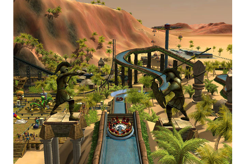 RollerCoaster Tycoon 3D Coming to Nintendo DS This Fall ...