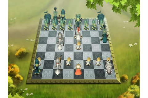 Chess Crusade – Nintendo Wii | Monstruous Games!