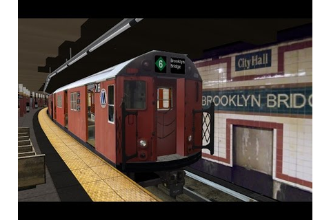 Download movie Youtube Bve New York Train Games ...