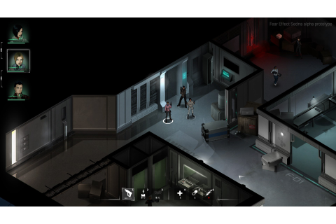 Fear Effect Sedna – Game Side Story