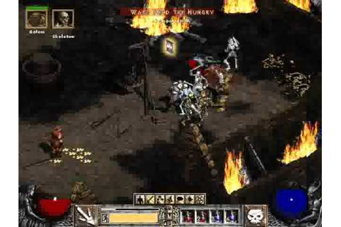 Diablo 2 (PC) Game Review - YouTube