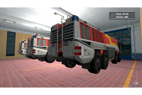 Firefighters Airport Fire Department - Game - Nintendo ...