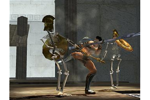 Screens: Gladiator: Sword of Vengeance - PS2 (9 of 29)