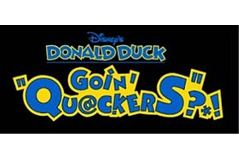 Donald Duck Couak Attack — Wikipédia
