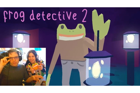Frog Detective 2: The Case of the Invisible Wizard (Full ...
