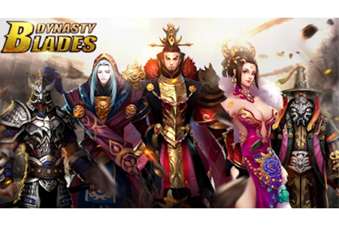 Dynasty Blades Warriors MMO Games v2.7.1 Full Mod Apk ...