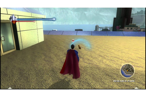 Superman Returns 100% - Xbox360 - YouTube