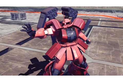 Zaku Amazing and 2 other mobile suits announced for Mobile ...