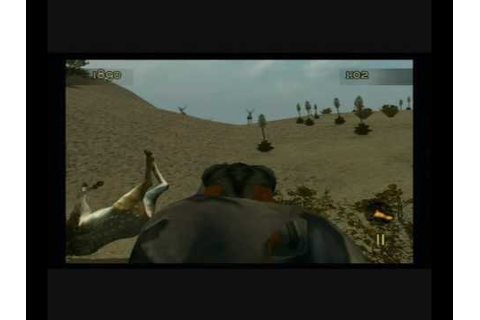 Cabelas Trophy Bucks, Buck hunting, Ps2 Game - YouTube
