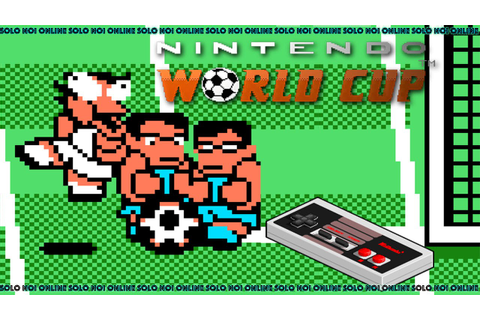 Nintendo World Cup Game Boy/Nes - Longplay - YouTube