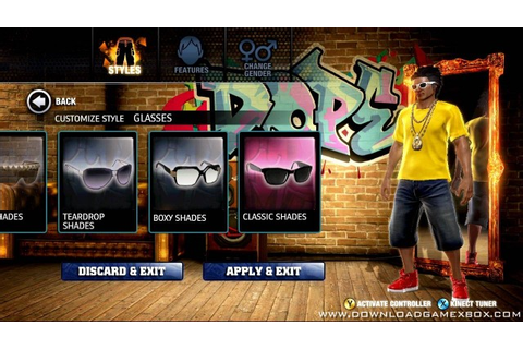 The Hip Hop Dance Experience [Jtag/RGH] - Download Game ...