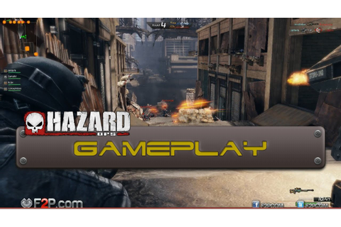 Hazard Ops PvE Co-Op Operation Hurricane - Full Gameplay ...