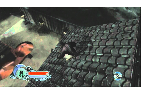 FOLLOWING SOME GUY - Tenchu Z Gameplay w/ Commentary ...